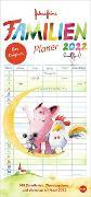 Cover-Bild zu Helme Heine Familienplaner Kalender 2022 von Heine, Helme