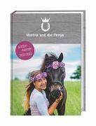 Cover-Bild zu Marina und die Ponys Schülerkalender A5 Kalender 2022 von Marina