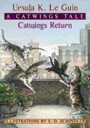 Cover-Bild zu Le Guin, Ursula K.: Catwings Return