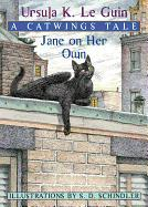 Cover-Bild zu Le Guin, Ursula K.: Jane on Her Own: A Catwings Tale