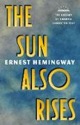 Cover-Bild zu Hemingway, Ernest: The Sun Also Rises: The Library of America Corrected Text (eBook)