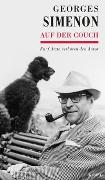 Cover-Bild zu Auf der Couch von Simenon, Georges