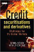 Cover-Bild zu Credit Securitisations and Derivatives (eBook) von Scheule, Harald