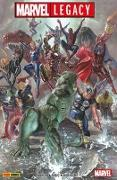 Cover-Bild zu Marvel Legacy von Aaron, Jason