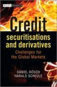 Cover-Bild zu Credit Securitisations and Derivatives von Rösch, Daniel