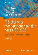 Cover-Bild zu IT-Sicherheitsmanagement nach der neuen ISO 27001 (eBook) von Kersten, Heinrich
