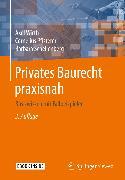 Cover-Bild zu Privates Baurecht praxisnah (eBook) von Wirth, Axel