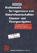 Cover-Bild zu Mathematik für Ingenieure und Naturwissenschaftler Klausur- und Übungsaufgaben (eBook) von Papula, Lothar