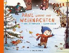 Cover-Bild zu Gerstenberger, Stefanie: Paul wartet auf Weihnachten