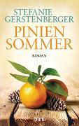 Cover-Bild zu Gerstenberger, Stefanie: Piniensommer