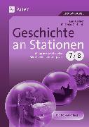 Cover-Bild zu Geschichte an Stationen 7/8 von Gellner, Lars