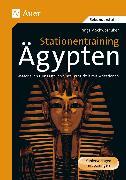 Cover-Bild zu Stationentraining Ägypten von Schwoshuber, Irmgard