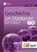 Cover-Bild zu Geschichte an Stationen 7-8 Inklusion von Hertje, Victoria