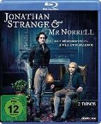 Cover-Bild zu Jonathan Strange & Mr. Norrell von Bertie Carvel (Schausp.)