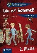 Cover-Bild zu Mohn, Anni: Wo ist Bommel? (2. Klasse)