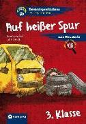 Cover-Bild zu Mohn, Anni: Auf heißer Spur (3. Klasse)