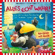 Cover-Bild zu Moost , Nele: Kleiner Rabe Socke: Alles echt wahr!