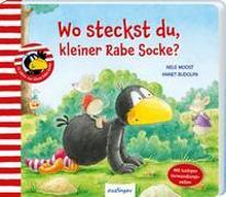 Cover-Bild zu Moost, Nele: Der kleine Rabe Socke: Wo steckst du, kleiner Rabe Socke?