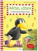 Cover-Bild zu Rudolph, Annet (Illustr.): Der kleine Rabe Socke: Rätsel lösen mit dem kleinen Raben Socke