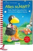 Cover-Bild zu Moost, Nele: Der kleine Rabe Socke: Alles schläft?