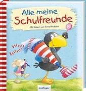 Cover-Bild zu Rudolph, Annet (Illustr.): Der kleine Rabe Socke: Alle meine Schulfreunde