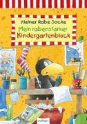 Cover-Bild zu Rudolph, Annet (Illustr.): Der kleine Rabe Socke: Mein rabenstarker Kindergartenblock