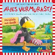 Cover-Bild zu Rudolph, Annet: Alles vermurkst!, Alles geheim!, Alles saust um die Wette! (Audio Download)