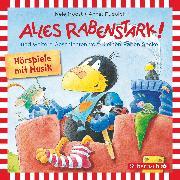 Cover-Bild zu Rudolph, Annet: Alles rabenstark!, Alles aufgeräumt!, Alles kaputt! (Audio Download)