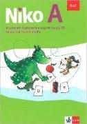Cover-Bild zu Niko A. DaZ - Deutsch als Zweitsprache. Arbeitsheft Alphabetisierung mit Audio-CD