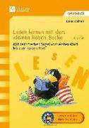 Cover-Bild zu Lesen lernen mit dem kleinen Raben Socke von Wehren, Bernd