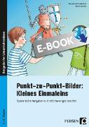 Cover-Bild zu Punkt-zu-Punkt-Bilder: Kleines Einmaleins (eBook) von Wehren, Bernd