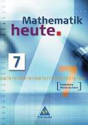 Cover-Bild zu Mathematik heute 7. Schülerband. Realschule Niedersachsen