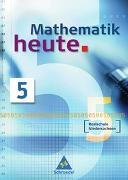 Cover-Bild zu Mathematik heute 5. Neubearbeitung. Schülerband. Realschule Niedersachsen