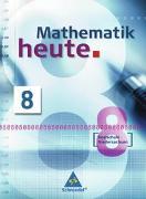 Cover-Bild zu Mathematik heute 8. Schülerband. Realschule. Niedersachsen