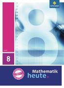 Cover-Bild zu Mathematik heute 8. Schülerband. Hessen