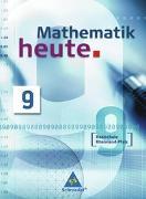 Cover-Bild zu Mathematik heute 9. Schülerband. Realschule. Rheinland-Pfalz