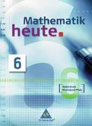 Cover-Bild zu Mathematik heute 6. Schülerband. Realschule. Rheinland-Pfalz