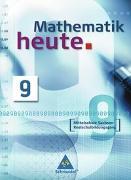 Cover-Bild zu Mathematik heute 9 - Ausgabe 2004 Mittelschule Sachsen. Schülerband