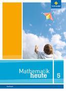 Cover-Bild zu Mathematik heute 5. Schülerband. Sachsen