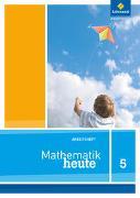 Cover-Bild zu Mathe heute 5. Arbeitsheft. Nordrhein-Westfalen
