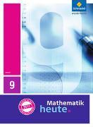 Cover-Bild zu Mathematik heute 9. Schülerband. Hessen