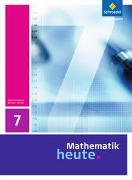 Cover-Bild zu Mathematik heute 7. Schülerband. Sachsen-Anhalt