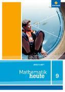 Cover-Bild zu Mathematik heute 9. Arbeitsheft. Niedersachsen