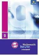 Cover-Bild zu Mathematik heute 9. Arbeitsheft mit Lösungen. Hessen