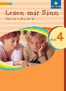 Cover-Bild zu Lesen mit Sinn 4. Arbeitsheft von Beran, Armgard