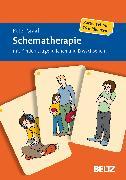 Cover-Bild zu Schematherapie mit Kindern, Jugendlichen und Erwachsenen von Graaf, Peter
