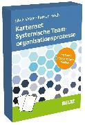 Cover-Bild zu Kartenset Systemische Teamorganisationsprozesse von Vater, Silvia
