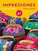 Cover-Bild zu Impresiones Internacional 1. Kursbuch mit Code - Libro del Alumno von Balboa Sánchez, Olga