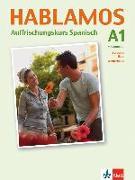 Cover-Bild zu Hablamos - Buch mit Audio-CD von Hagedorn Castro-Peláez, Mónica