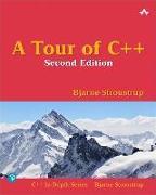 Cover-Bild zu A Tour of C++ von Stroustrup, Bjarne